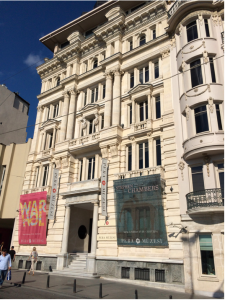 Pera Museum, Istanbul, 2014 (photograph: Madeleine Preston)